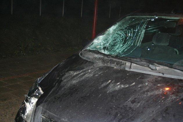 Z tragické nehody v Bystřici nad Pernštejnem...