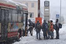 Městská hromadná doprava ve Žďáře