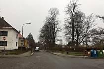 Stromy v ulici Jiřího z Poděbrad neslouží, tak jak by měly. Proto budou nahrazeny.