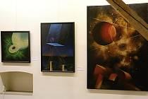 Dílo Miloše Petery vystavuje novomětská Horácká galerie.