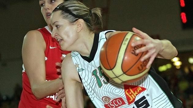 Eva Vítečková se stala kapitánkou národního týmu.