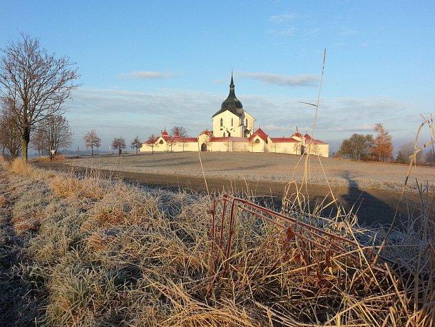 Nejfotogeničtější památkou a zároveň jednou z těch nejnavštěvovanějších je ve Žďáře nad Sázavou bezpochyby kostel svatého Jana Nepomuckého na Zelené hoře.