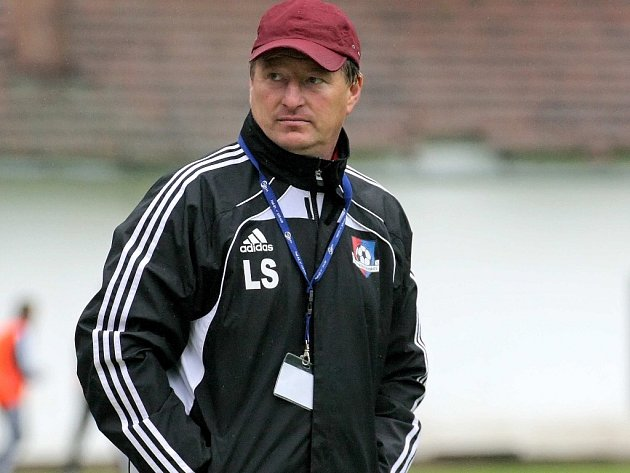 Trenér Libor Smejkal
