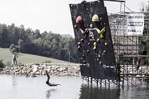 Ve Velkém Meziříčí se chystají unikátní lezecké závody.