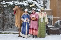 Tříkrálová sbírka je vplném proudu. Tři králové putují s492 kasičkami po celém okrese Žďár nad Sázavou.
