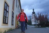 V Novém Městě na Moravě startoval třetí ročník pochodů na trasách od čtyř do sta kilometrů po Žďárských vrších