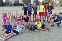 Mladí žďárští atleti (na snímku) prožili úspěšný sportovní rok.