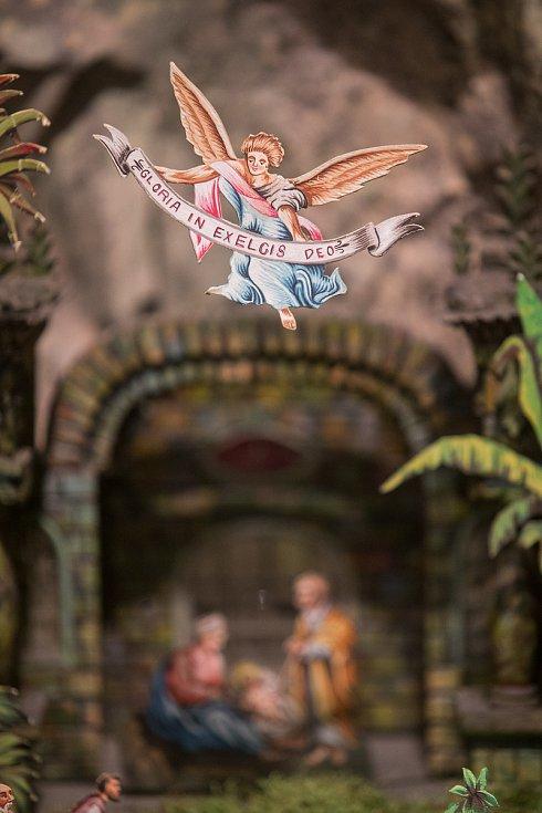 Vánoční výstava betlémů v Třebíči
