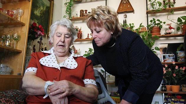 Ve Žďáře poměrně nová služba pro lidi s postižením či dlouhodobým onemocněním.
