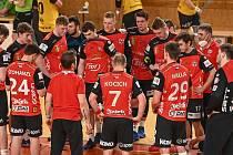 Ještě jeden zápas a mají po sezoně. Extraligoví házenkáři Nového Veselí se s letošním ročníkem rozloučí sobotním domácím duelem proti Maloměřicím.