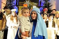 Živé betlémy jsou oblíbenou součástí oslav Vánoc. Sváteční program si prostřednictvím divadelního představení zpestří 25. prosince lidé také ve velkobítešském kostele.