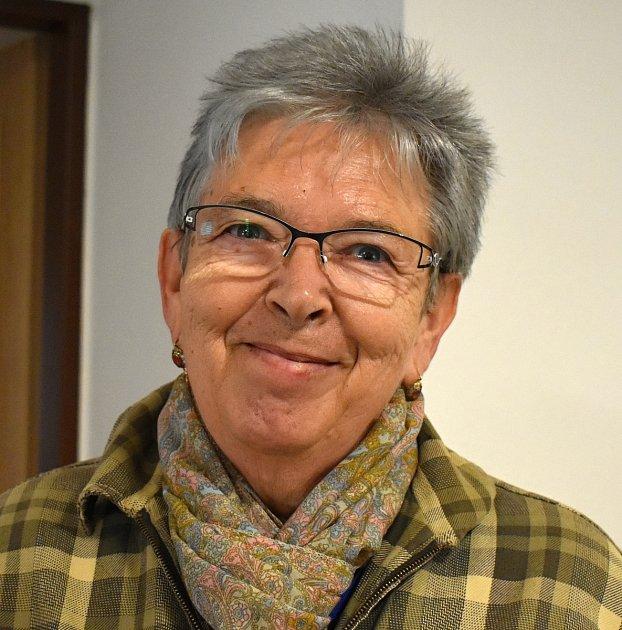 Zdeňka Fialová, 70let Milasín.