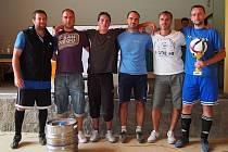 Sud piva pro vítěze si ze 14. ročníku odvezli Baskeťáci Žďár, kteří prošli turnajem s bilancí šesti výher a jedné remízy.