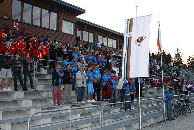 V Novém Městě se koná Mistrovství Evropy v letním biatlonu.