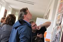 Stovky návštěvníků si nenechaly ujít den otevřených dveří žďárské základní školy Komenského 2.