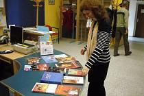 – Sobotní odpoledne bylo v třebíčské knihovně ve znamení festivalu ProTibet 2011.