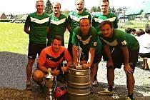 Turnaje v malé kopané jsou letos na Žďársku ve znamení výher Mediků, kteří ovládli třetí turnaj po sobě. Naposledy se radovali ve Vlachovicích, kde porazili šampiony předcházejících dvou ročníků Banány.