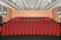 Kino Vysočina bude slavnostně otevřeno v průběhu prázdnin. Nyní probíhá přestavba jeho interiéru.