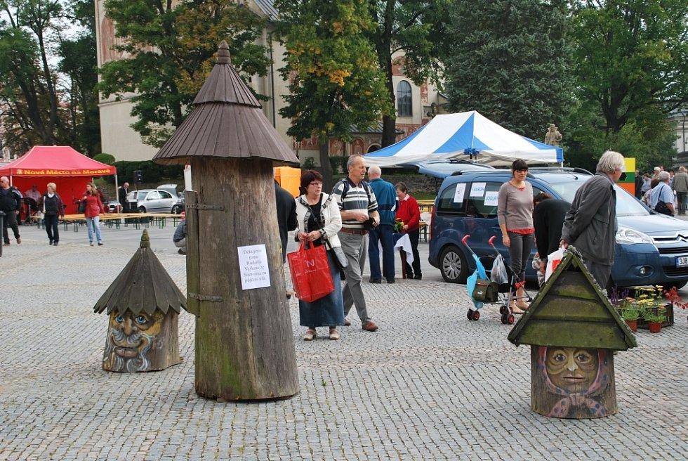 Novoměstské Vratislavovo náměstí opět hostilo Slavnosti medu.
