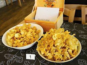 V gastronomické soutěži se letos bojovalo o Křižánecké koruny