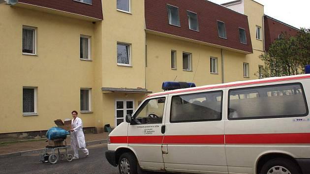 Nemocnice svaté Zdislavy v Mostišti u Velkého Meziříčí.