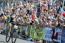 Světový pohár horských kol v Novém Městě na Moravě se blíží. Diváci se ve Vysočina Aréně opět dočkají nejlepších českých jezdců.