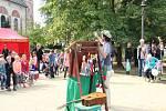 V Novém Městě se uskutečnily tradiční Svatováclavské slavnosti.