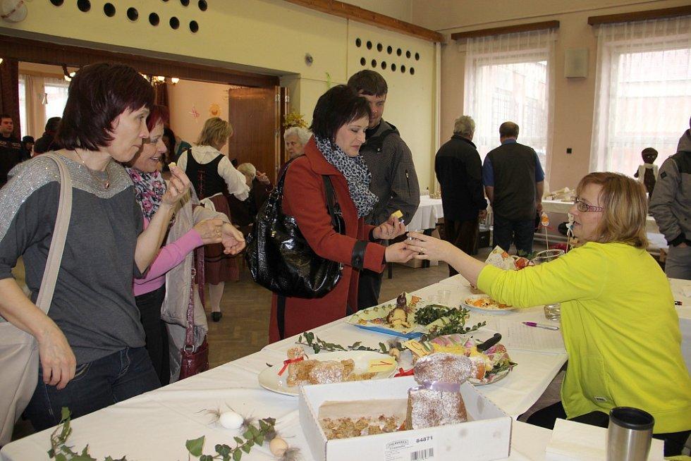 Jarní setkání s velikonoční atmosférou v Dolní Rožínce.