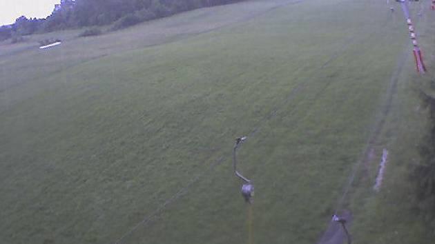 Fajtův kopec z webkamery