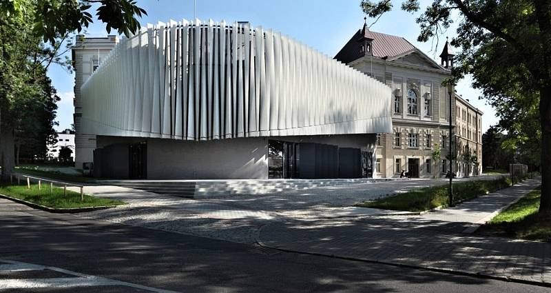 Rekonstrukce a výstavba výukového centra VŠPJ Jihlava