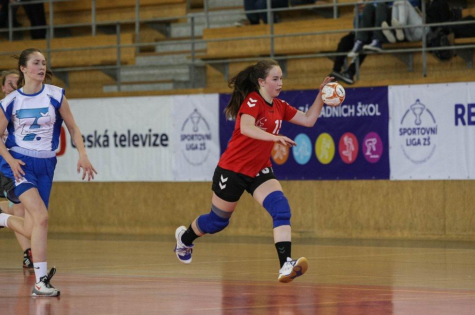 Házenkářské naděje bojovaly v Novém Veselí a ve Žďáře nad Sázavou o postup do semifinále.