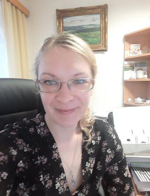 Renata Dvořáková, starostka, Sněžné