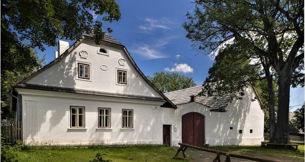Dům přírody Žďárských vrchů, návštěvnické středisko, Krátká