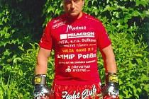 Kickboxer Petr Gregor