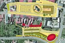 Záměr radnice počítá v horizontu dvou desítek let i s přestěhováním autobusového nádraží a změnou centrálního Vratislavova náměstí.