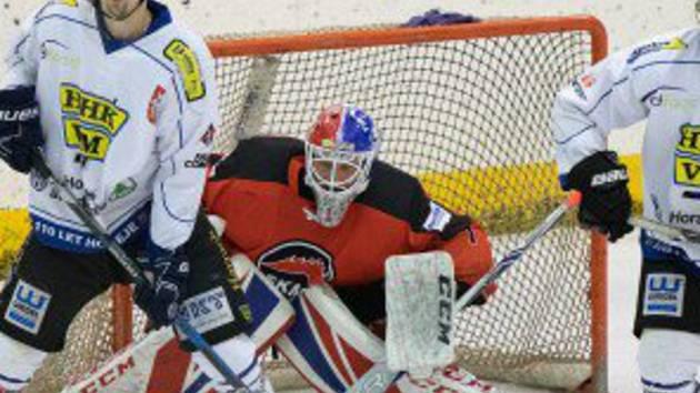 Přestřelka vyzněla pro Boskovice, rozhodne pátý zápas