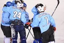 Základní část Vesnické hokejové ligy je u konce. Nejlepší pozici si pro play-off vydobyl Světnov.