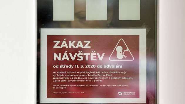Zákaz návštěv. Ilustrační foto