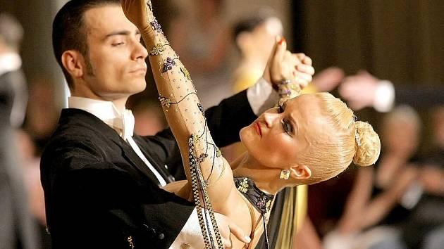Již podesáté se do Domu kultury ve Žďáře nad Sázavou sjeli profesionální tanečníci všech věkových kategorií z celé České republiky.