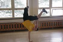 Začínajícím i zkušeným tanečníkům patřil v sobotu jeden ze sálů jihlavského DDM.