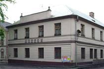 Muzeum v Poděbradech.