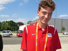 TĚSNĚ POD BEDNOU. Nymburský atlet Ondřej Hodboď skončil na Mistrovství Evropy na skvělém čtvrtém místě
