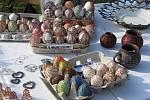 Křinecká škola uspořádala vlastní Velikonoční trhy.
