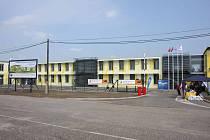 Nový vědecko technický park ve Mstěticích