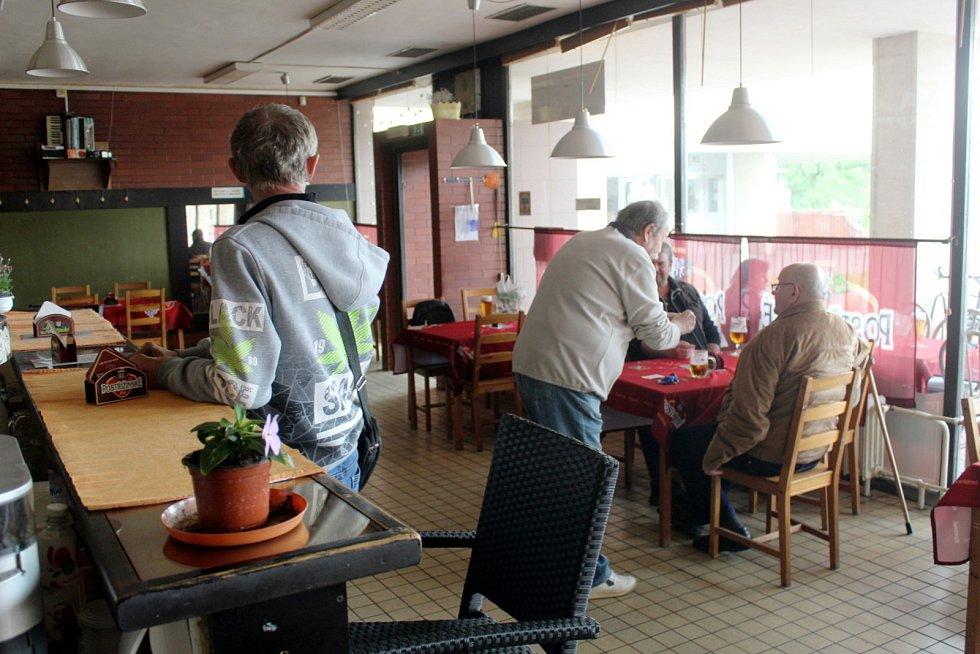 Pivnice pod Eliškou v Nymburce.