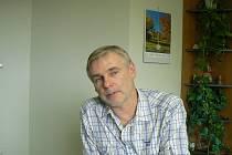 Pavel Krpálek, vedoucí Trhu práce na pracovním úřadu v Nymburce