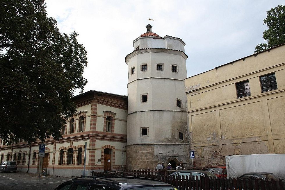 Mezi památkami, které Nymburk otevřel v rámci Dnů evropského dědictví, byla i Turecká věž.