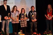 Úspěšní plavci Lokomotivy Nymburk pro rok 2011