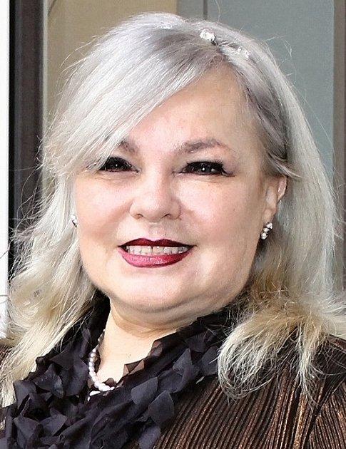 Ivana Dobešová, ředitelka Střední zemědělské školy a Vyšší odborné školy Benešov