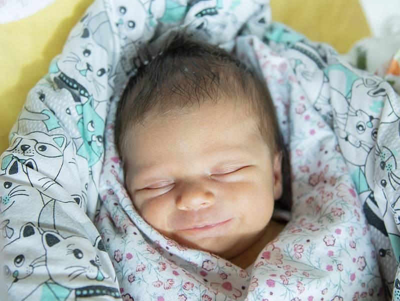 Aneta Kolesnik ze Sadské se narodila v nymburské porodnici 16. září 2021 v 18:41 s váhou 3310 g a mírou 49 cm. Holčičku očekávala maminka Tatyana, tatínek Andrei, bráška Danil (16 let) a sestřička Alexandra (18 let).
